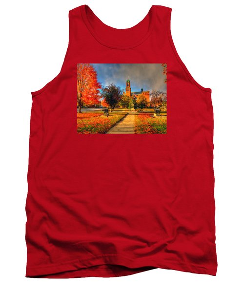 Claremont Center 234 Tank Top