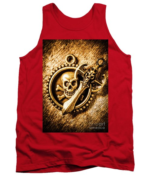 Clash Of The Dead Tank Top