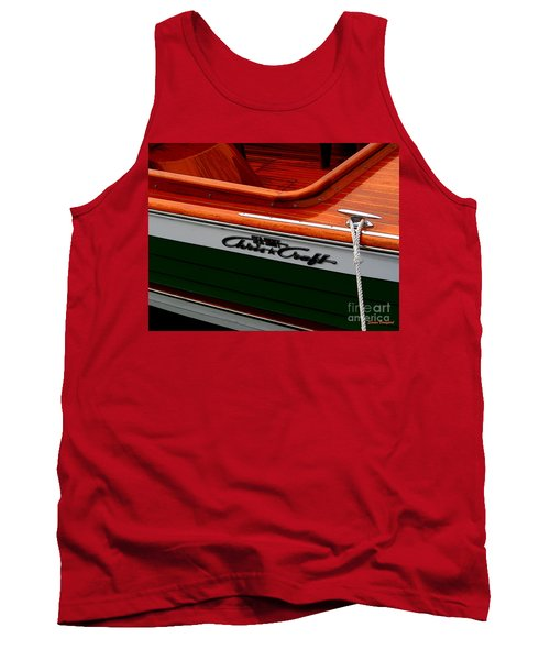 Classic Chris Craft Sea Skiff Tank Top