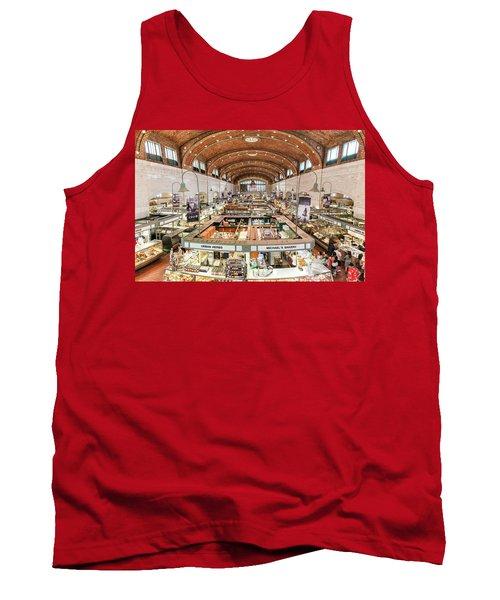 Cleveland Westside Market  Tank Top