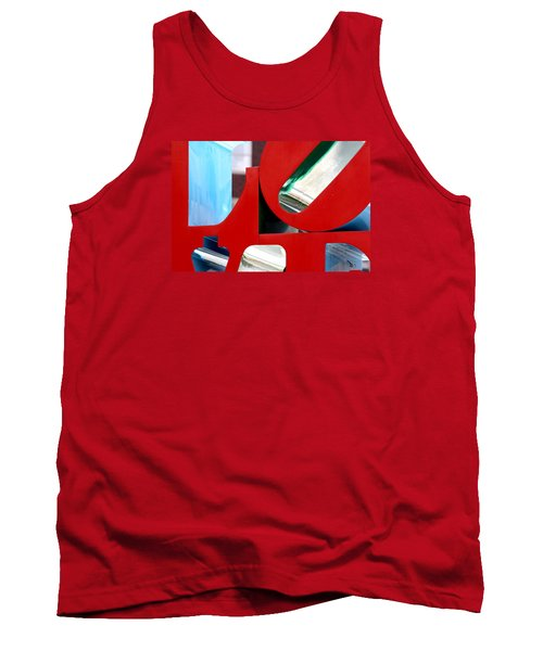 Close Up On Love Tank Top