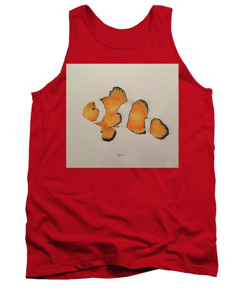 Clown Fish Tank Top