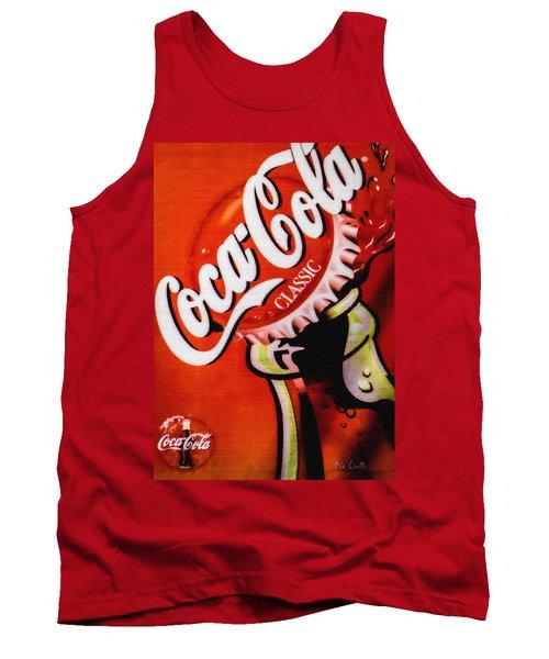 Coca Cola Classic Tank Top