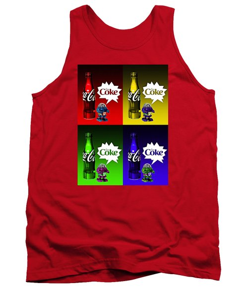 Coca-cola Forever Young 12 Tank Top