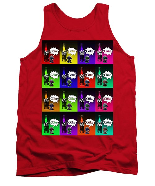 Coca-cola Forever Young 13 Tank Top