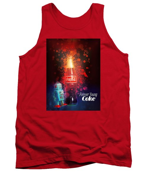 Coca-cola Forever Young 15 Tank Top