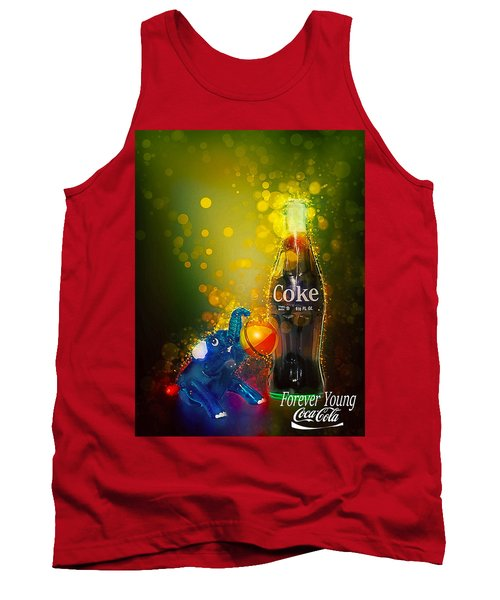 Coca-cola Forever Young 3 Tank Top