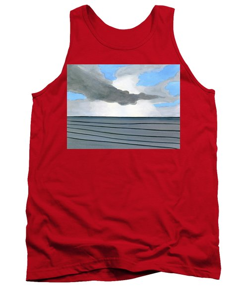 Cocoa Beach Sunrise 2016 Tank Top by Dick Sauer