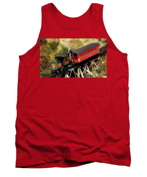 Cog Railway Vintage Tank Top
