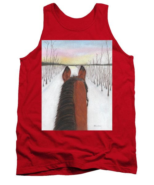 Cold Ride Tank Top
