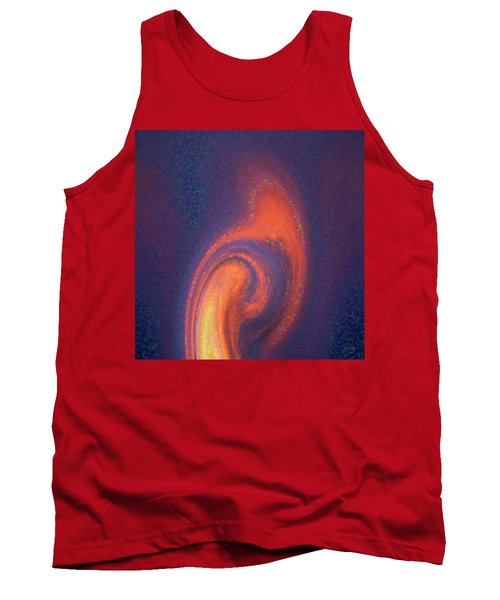 Color Abstraction Xlii Tank Top