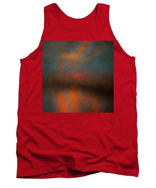 Color Abstraction Xxv Tank Top