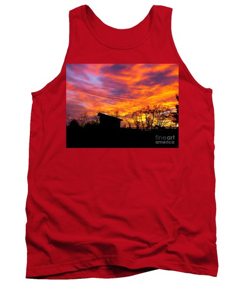 Color In The Sky Tank Top