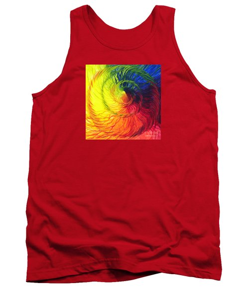 Color Tank Top by Jeanette Jarmon