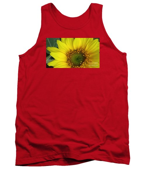 Colorado Wildflower Sunshine  Tank Top