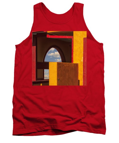 Colorful Adobe One Tank Top