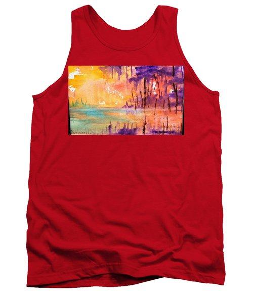 Colorful Bayou Tank Top