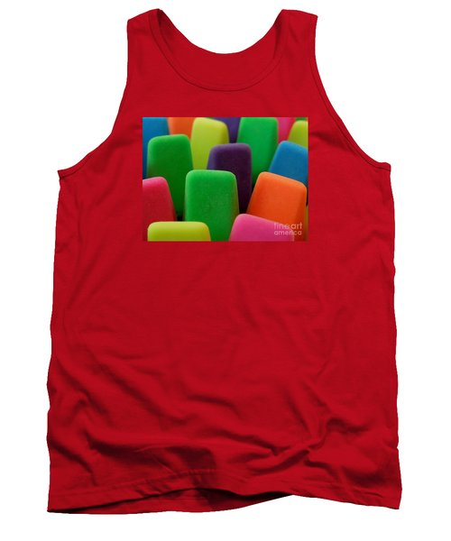 Colors Tank Top by Chad and Stacey Hall