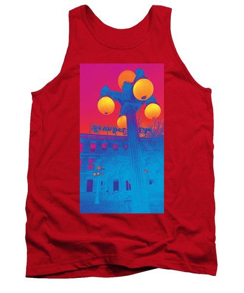 Colors Of Ybor City Tank Top