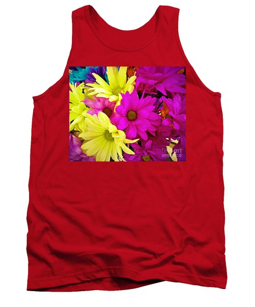 Tank Top featuring the photograph Colors by Robert Knight
