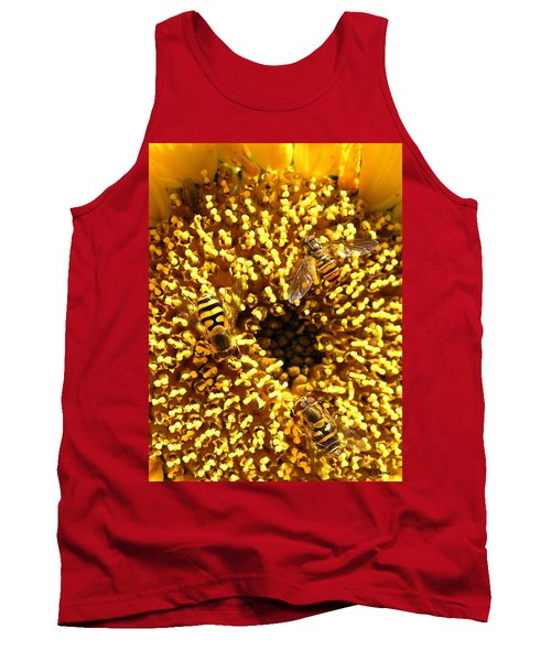 Colour Of Honey Tank Top