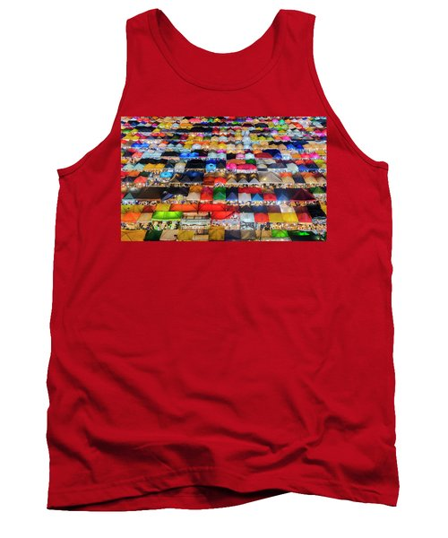 Colourful Night Market Tank Top