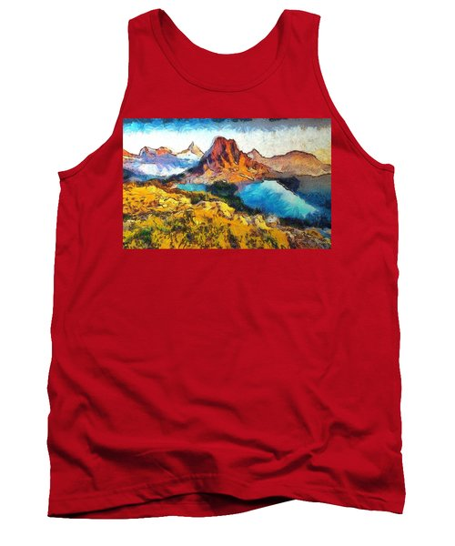 Columbia Lake Reverie Tank Top