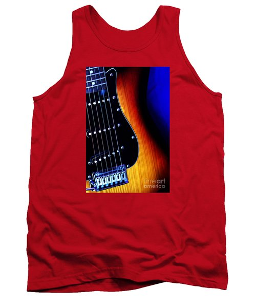 Come Play With Me  Tank Top by Stephen Melia