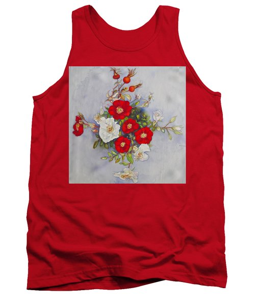 Compass Rose Tank Top