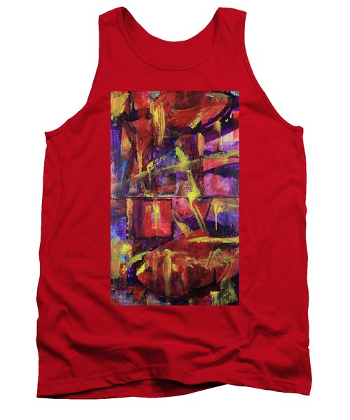 Composition 20191 Tank Top