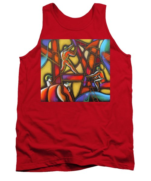 Construction Industry Tank Top