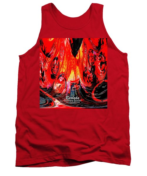 Tank Top featuring the photograph Control Panel Inspiration by Barbara Tristan