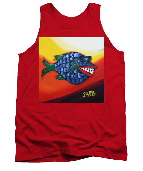 Cool Dude  Tank Top