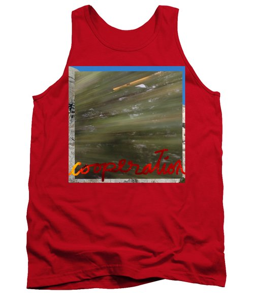 Cooperation Tank Top