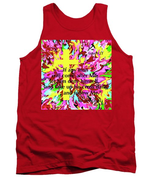 Counting The Cost Tank Top