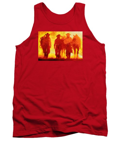 Cowpeople Tank Top