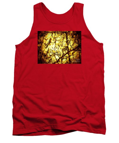 Crip L Tank Top by Robin Coaker