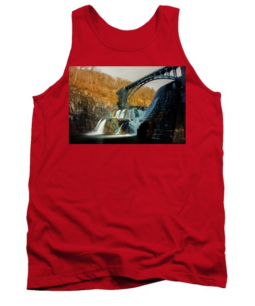 Croton Dam Rainbow Spray Tank Top