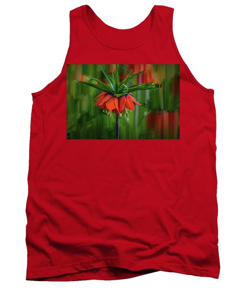 Crown-imperial Abstract #h5 Tank Top