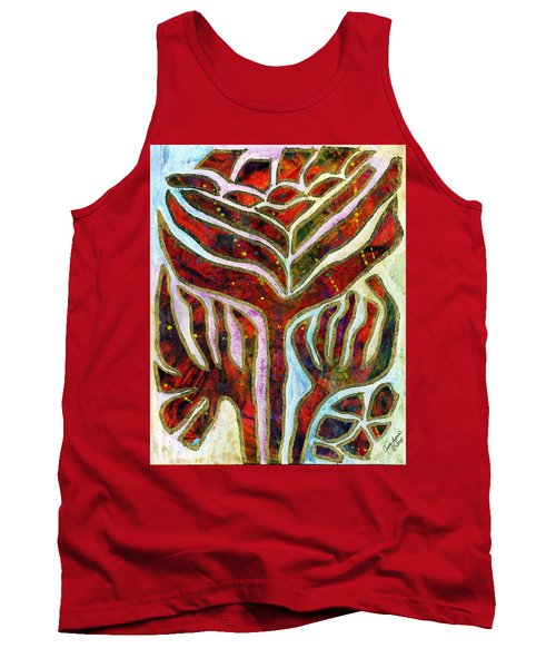 Cry Out Tank Top