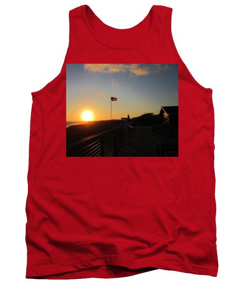 Crystal Cove 4th Of July Tank Top