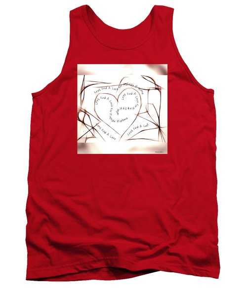 Cure Multiple Myeloma Tank Top