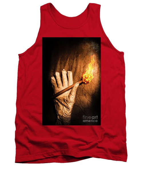 Curse Of The Tomb Robber Tank Top