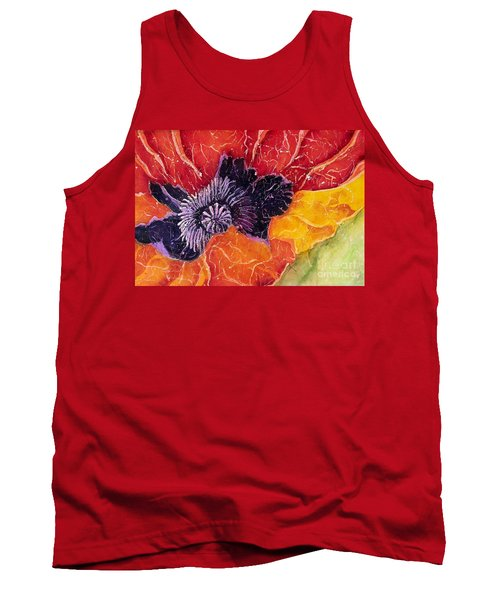 Dad's Poppy Tank Top