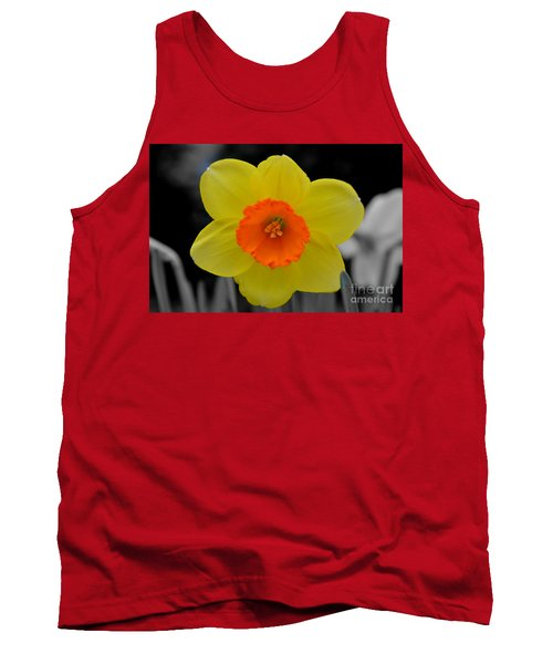 Daffodil Delight  Tank Top