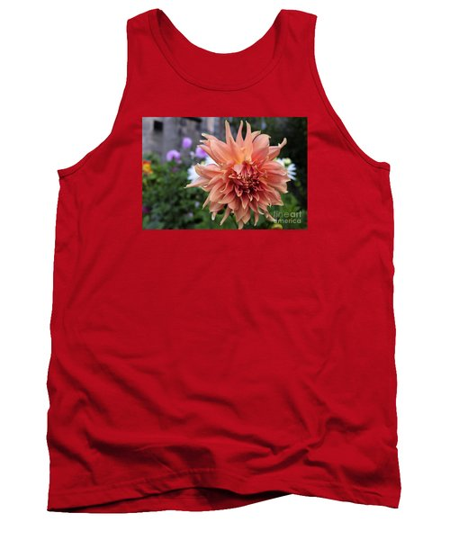 Dahlia - Inverness Tank Top by Amy Fearn