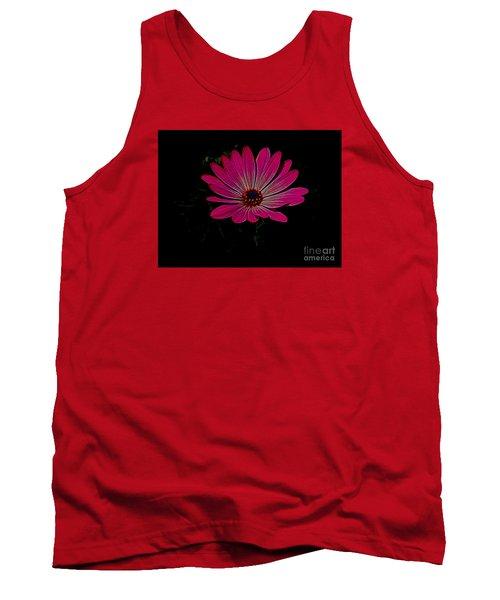 Daisy Flower Tank Top by Suzanne Handel