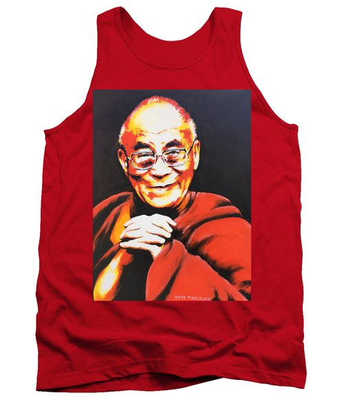 Dalai Lama Tank Top