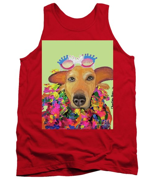 Date With Paint Sept 18 6 Tank Top