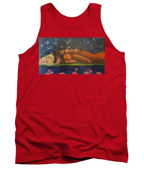 Daughter Of The Cosmos Tank Top